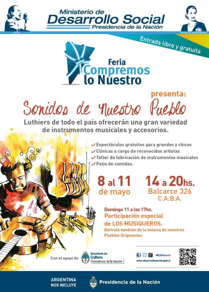 1 Feria Nacional de Luthiers